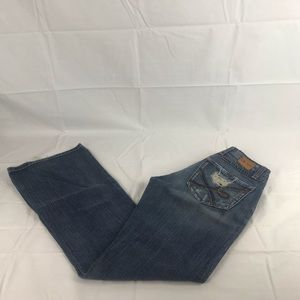 Bke Harlow jeans tag 28/31 1/2